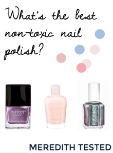 best non toxic nail polish