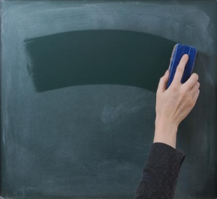 meredith tested blog clean slate