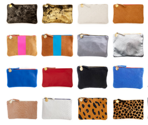 gift guide clare vivier clutch made in america