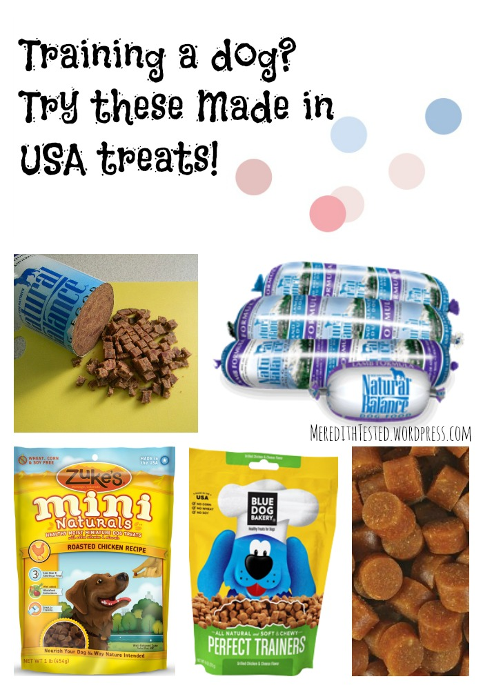 Meredith Tested: Made in USA Dog Treats