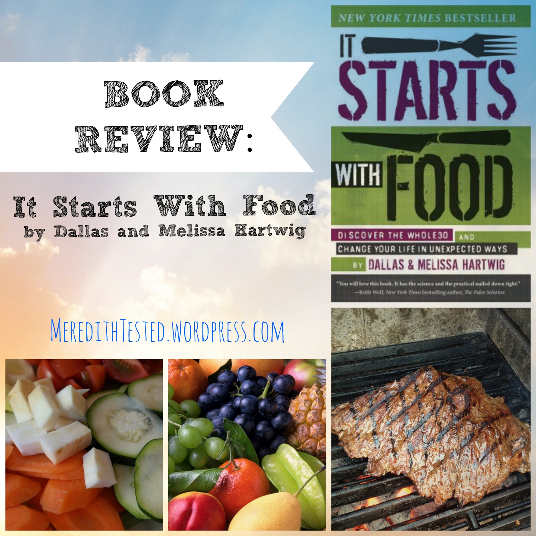 It starts with food book kindle