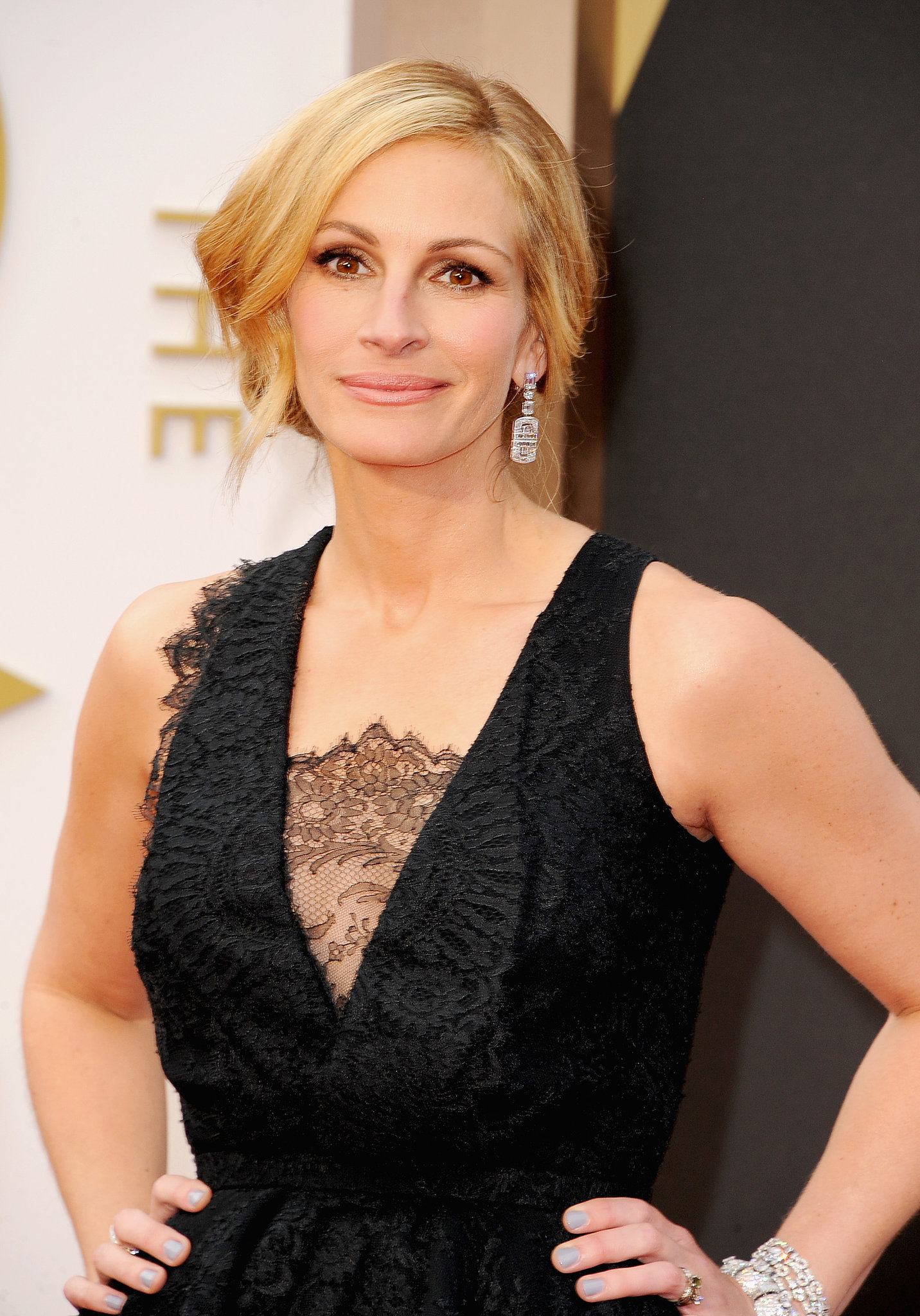 Best Hair Amp Makeup From The 2014 Academy Awards