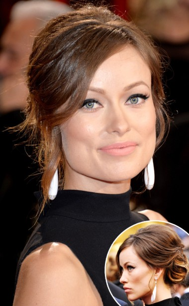 Olivia Wilde Oscars Academy Awards 2014, Best Hair and Makeup, Best Beauty Looks // MeredithTested.wordpress.com