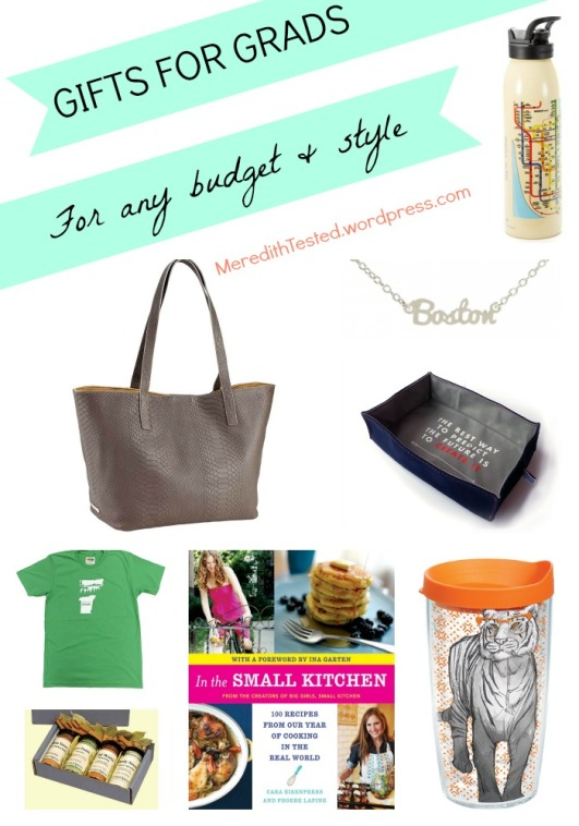 Gifts for Grads 2014 #madeinusa #ecofriendly #unique // from MeredithTested.wordpress.com