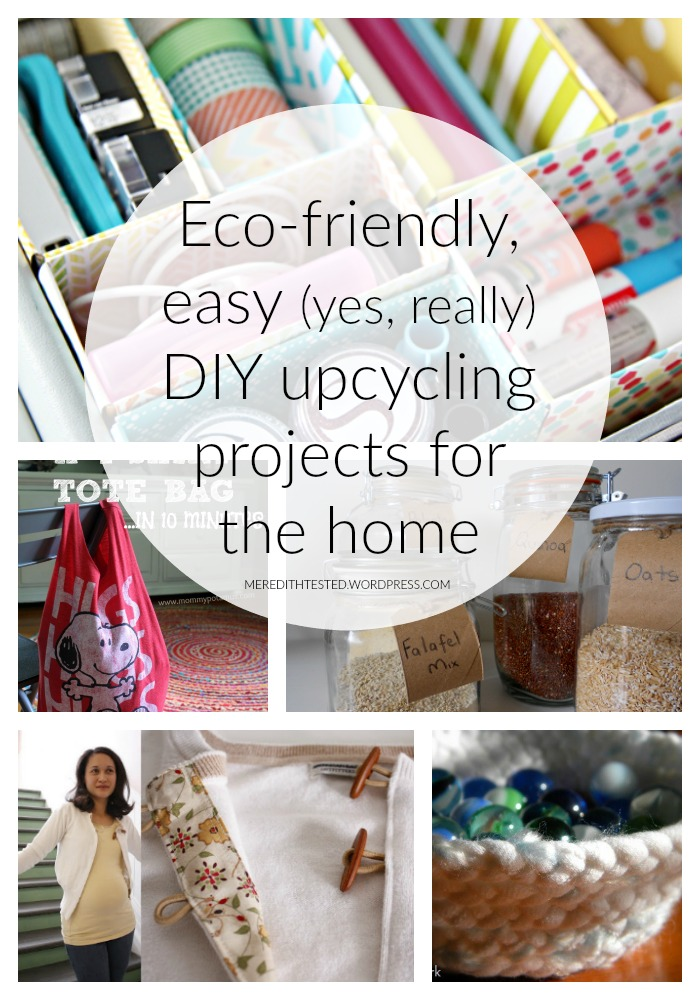 zero waste upcycle DIY projects