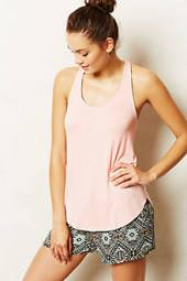 scalloped tank anthro