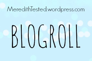 recommended blogs, blogroll