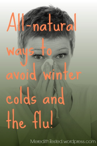avoid colds and flu all natural