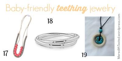 Teething jewelry best