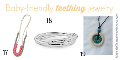 Teething jewelry best