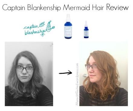 captain blankenship mermaid hair review