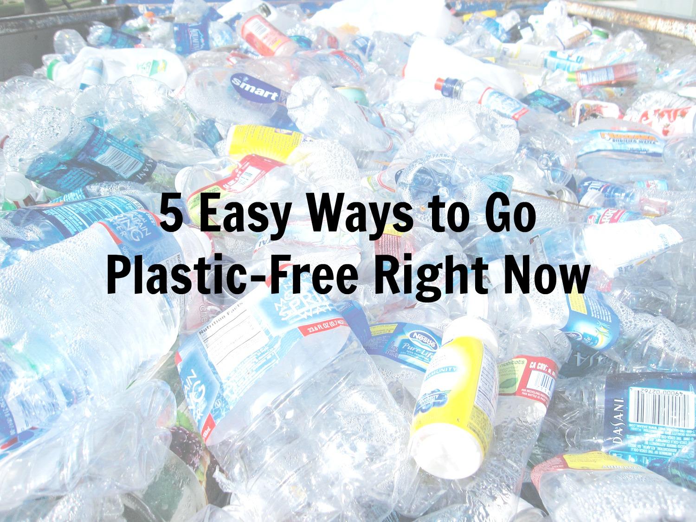 go plastic free