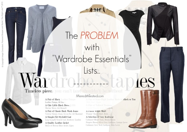 How to build a perfect wardrobe for women