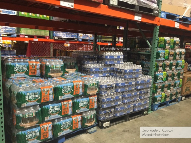 Can you shop zero waste or plastic free at Costco?