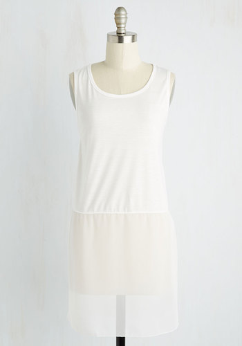 Tunic tank top, perfect for mixing up items in your minimalist capsule wardrobe.