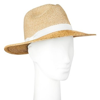 Meredith has a wide-brim hat in her spring and summer capsule wardrobes to add sun protection and style to any outfit. Choose a style and color that works well with the rest of your clothing for optimal use!