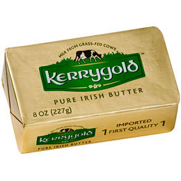 Are Kerrygold grassfed butter wrappers recyclable?