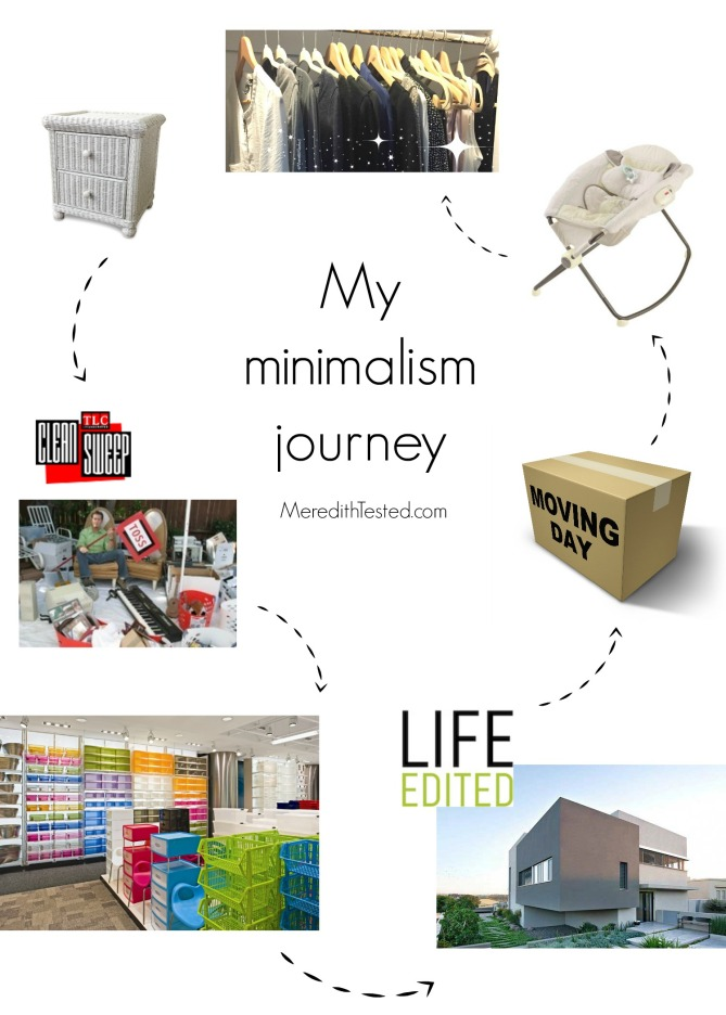 How did I learn about minimalism and start calling myself a minimalist?