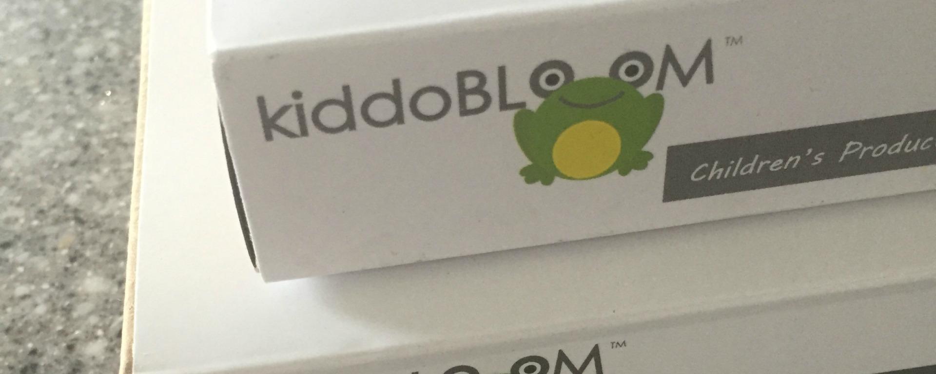 Kiddobloom toddler baby spoon