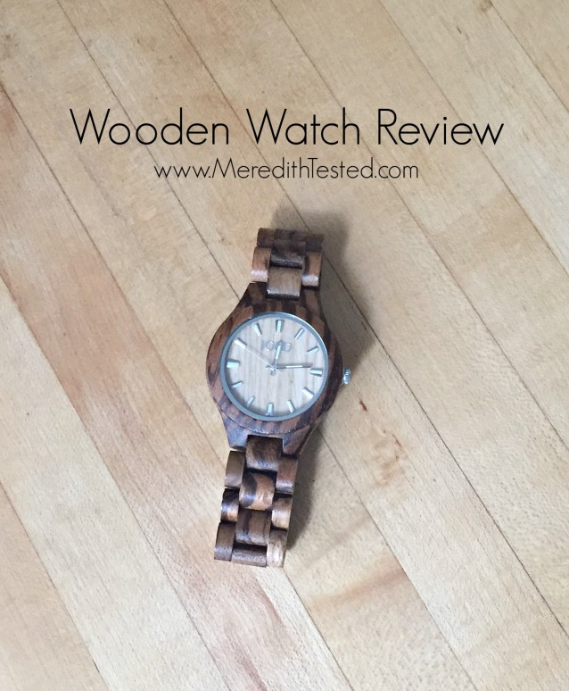 women's wooden watch review,