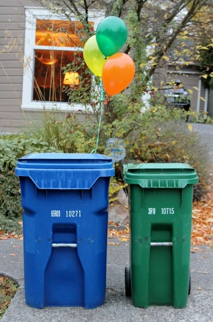 how to avoid producing garbage at your kids birthday party