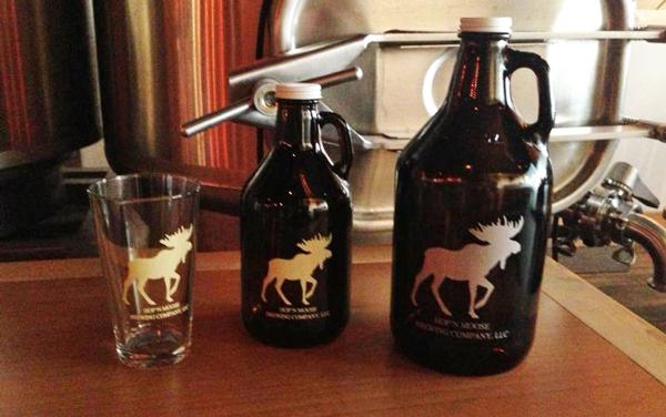 Source: Hop N Moose Brewery, Rutland, VT